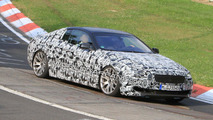 2012 BMW F12 M6 spied on the Nurburgring Nordschleife for first time