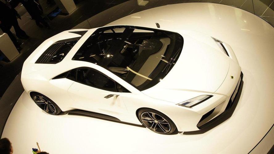 Lotus pulls out of 2012 Paris Motor Show