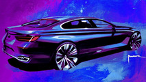 BMW Gran Coupe Concept confirmed for production as 6-Series