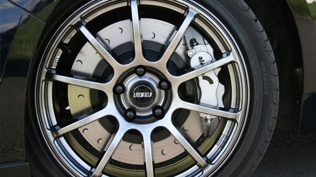Litchfield Subaru Impreza STI Type-20