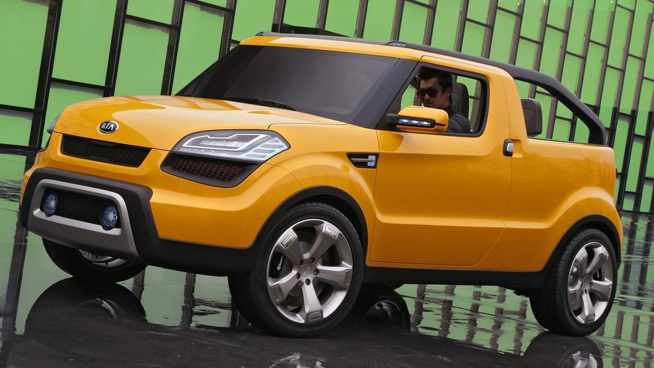Kia Soulster Concept Leaked