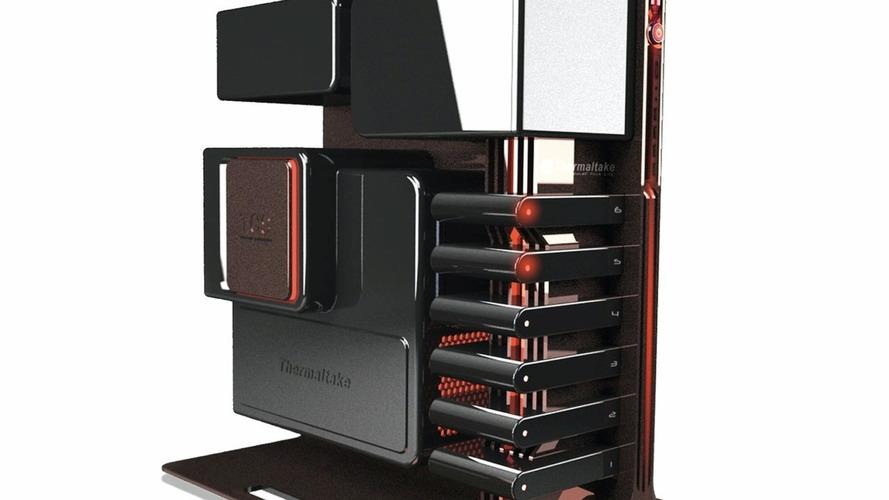BMW Designs Hi-End Gaming PC Tower Prototype