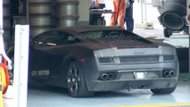 Lamborghini LP 550 Spied in Portugal