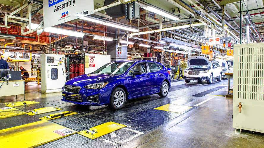 Subaru change de stratégie et veut se développer mondialement