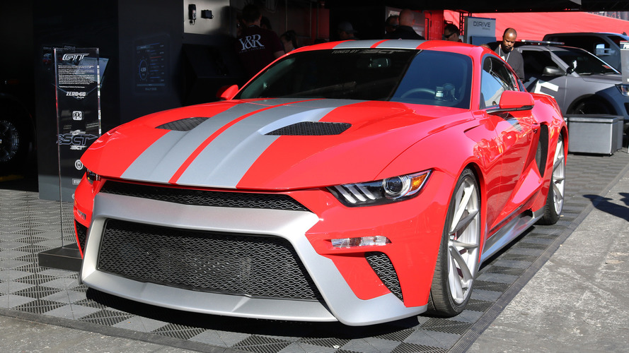Mustang GTT so convincing, Ford's lawyers got involved