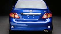 Toyota Shows Corolla S3 at SEMA