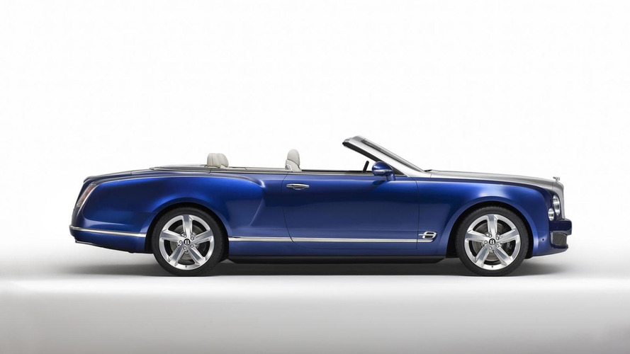 Bentley Grand Convertible concept unveiled, could go into production