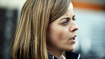 Susie Wolff feels 'far away' from F1 debut