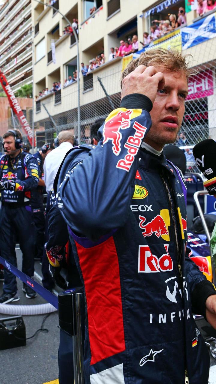 Sebastian Vettel (GER), 25.05.2014, Monaco Grand Prix, Monte Carlo / XPB