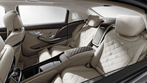 Mercedes-Maybach S600 teased ahead of Los Angeles Auto Show reveal