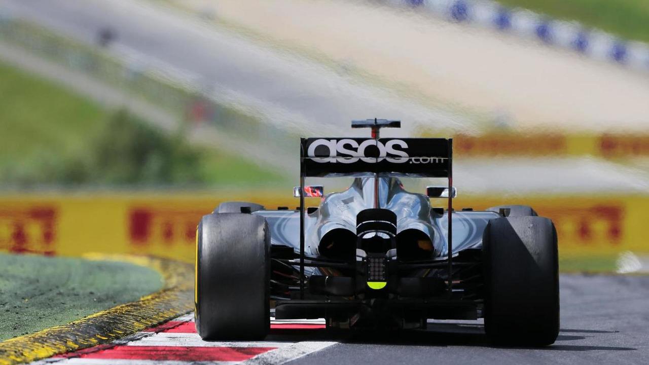 Jenson Button (GBR), 22.06.2014, Austrian Grand Prix, Spielberg / XPB