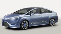 Toyota FCV-R concept 15.11.2011