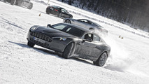 Aston Martin highlights their winter driving experience [video]