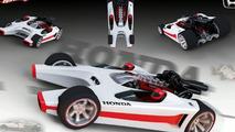 New Hot Wheels Honda Racer