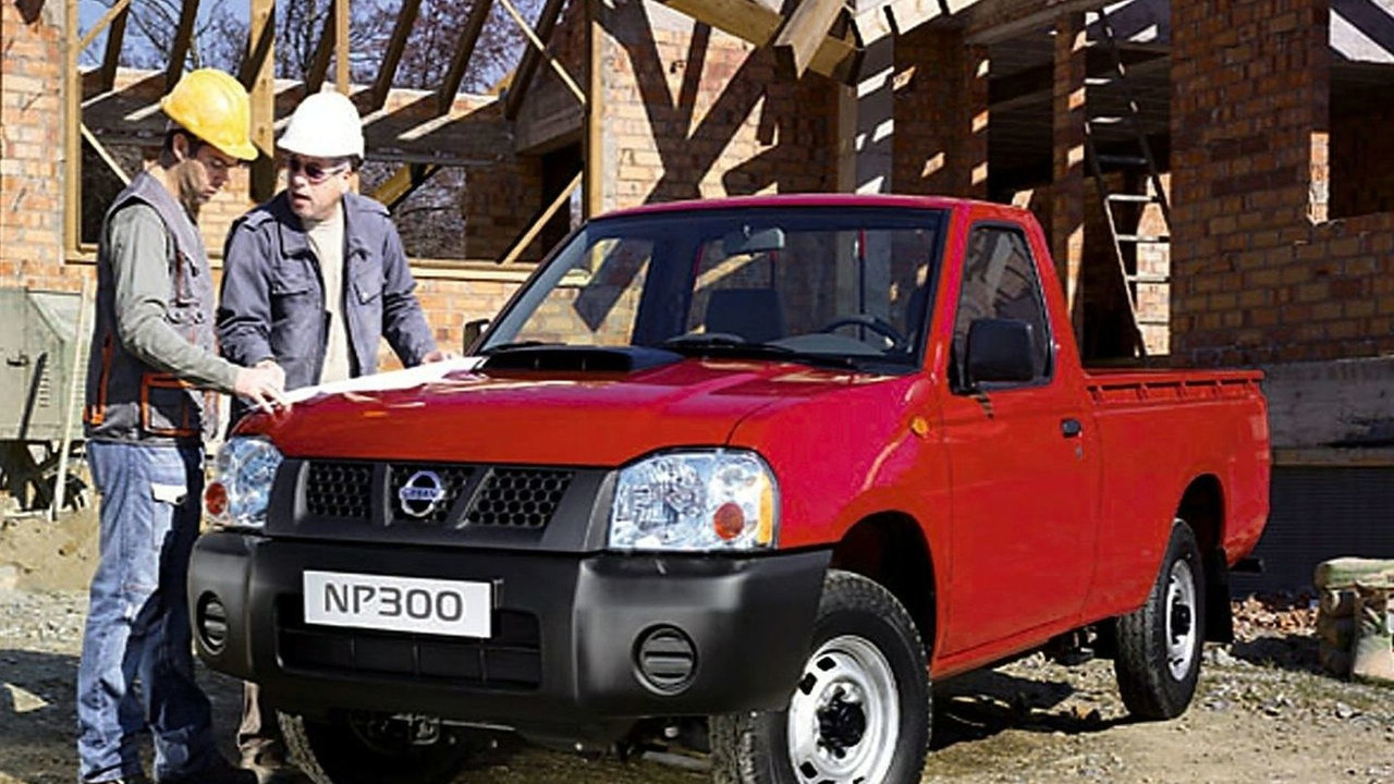 New Nissan NP300 Pickup