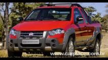 Brasil: Strada larga na frente em 2011 - Veja os carros comerciais leves mais vendidos