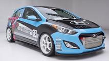 Hyundai Elantra GT Bisimoto Concept with 600hp unveiled at SEMA [video]