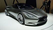 Infiniti supercar due in 2017 or 2018 - report