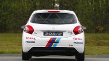Peugeot 208 R2 Rally Car 04.5.2012