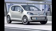 Salão de Frankfurt 2007 - Volkswagen UP! - a reinvenção do Fusca