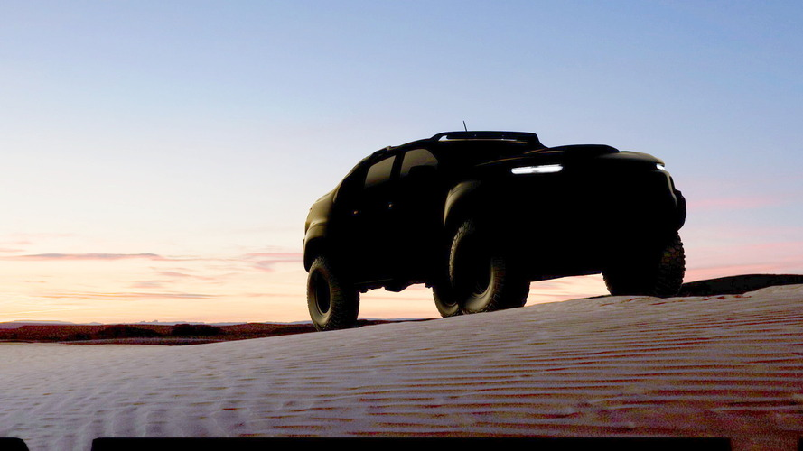 Chevy Colorado fuel cell vehicle