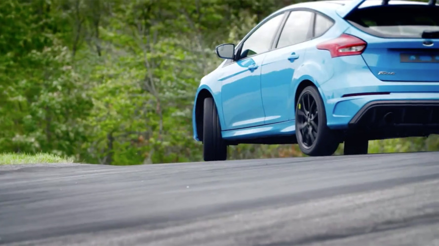 Ford Focus RS 'Drift Mode' wasn't planned