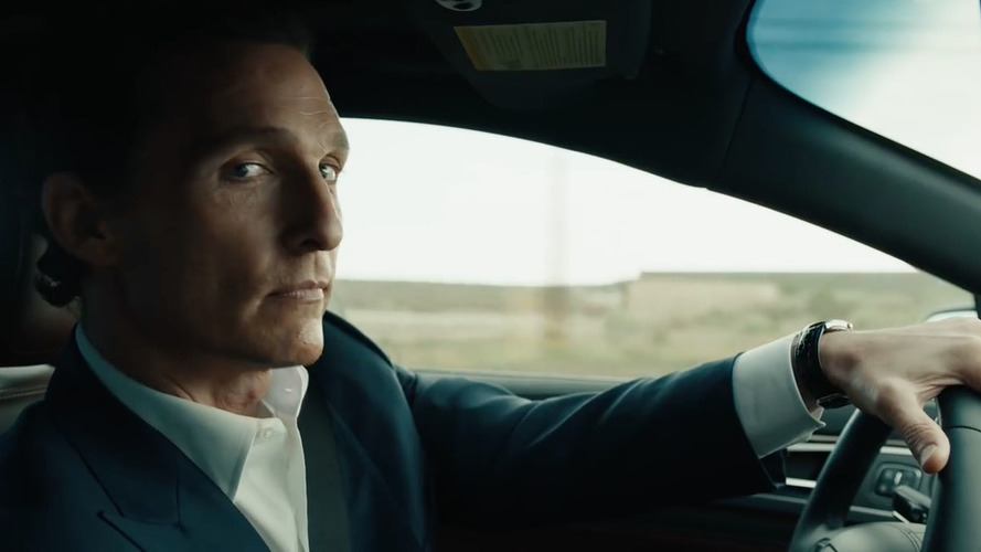 McConaughey sells the feeling of driving the 2017 Lincoln MKZ