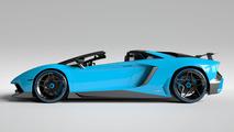 Lamborghini Aventador Vitesse AuDessus