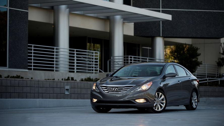 Hyundai recalls 173K Sonatas in the US