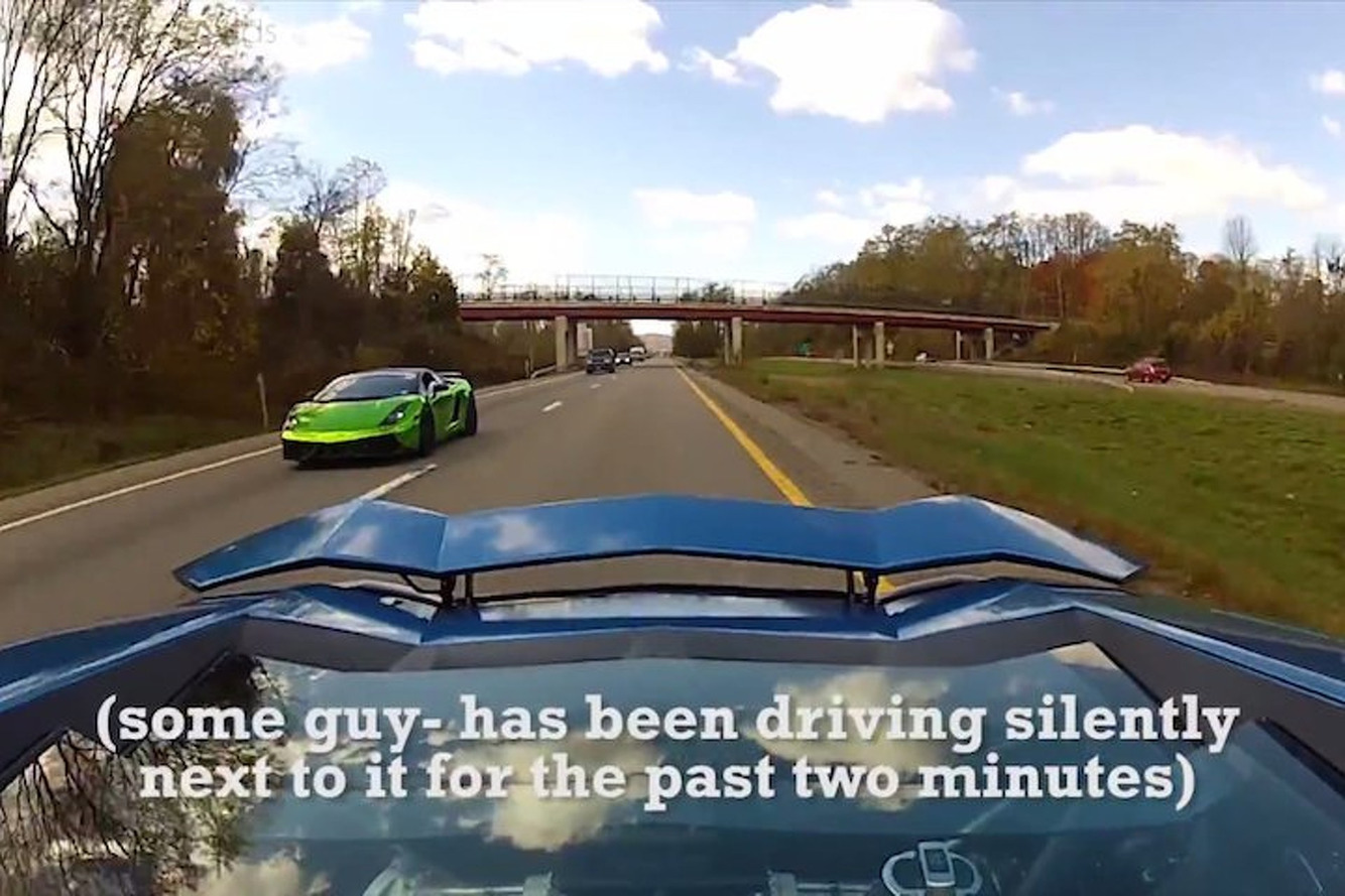 Lamborghini Drives Around NYC For 10 Hours, Gets Over 100 Catcalls