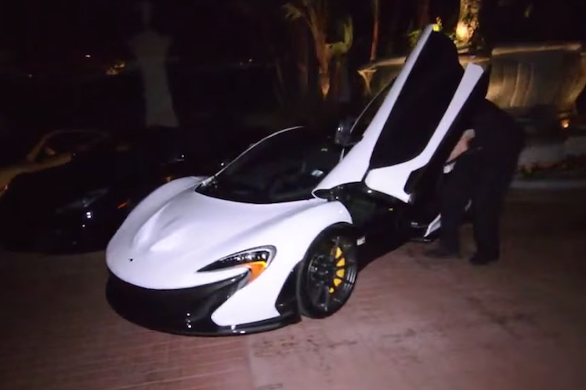 Here are Seven McLaren P1 Hypercars Hanging Out Together