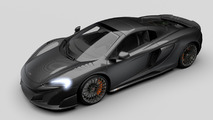 MSO dips 675LT Spider in carbon fiber for sold-out special edition