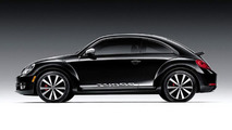VW hopes to attract more male customers to its 'more masculine' 2012 Beetle