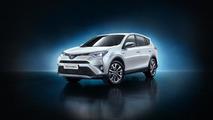 Toyota RAV4 Hybrid brings its blend of fuel-efficiency & performance to Frankfurt