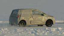 New Renault Twingo spy photos