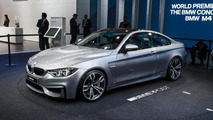 BMW M4 rendered again
