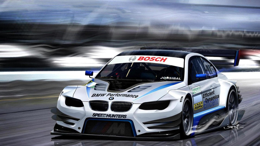 BMW set to announce 2012 DTM plans