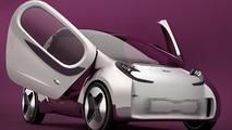 Kia POP electric vehicle concept, 1600, 24.09.2010
