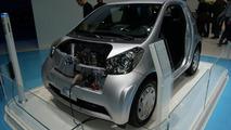 Toyota iQ EV Concept debut in Geneva