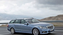 2010 Mercedes-Benz E-Class Wagon official photos - low res