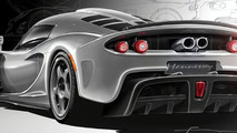 Hennessey Venon GT concept illustrations - wing down - 1280