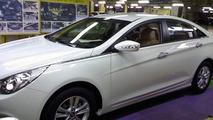 2011 Hyundai Sonata / i40 YF leaked images - 715