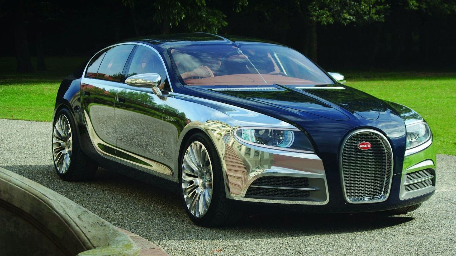 Bugatti 16C Galibier Allegedly gets the Green Light