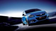 Vauxhall Corsa VXR Blue announced for UK