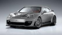 LUMMA CLR 700 GT based on Porsche Panamera Turbo 26.02.2010