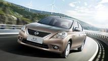 2011 Nissan Sunny first official photos 20.12.2010