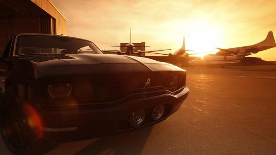 Equus Bass 770 is a modern Eleanor with Chevy engine [video]