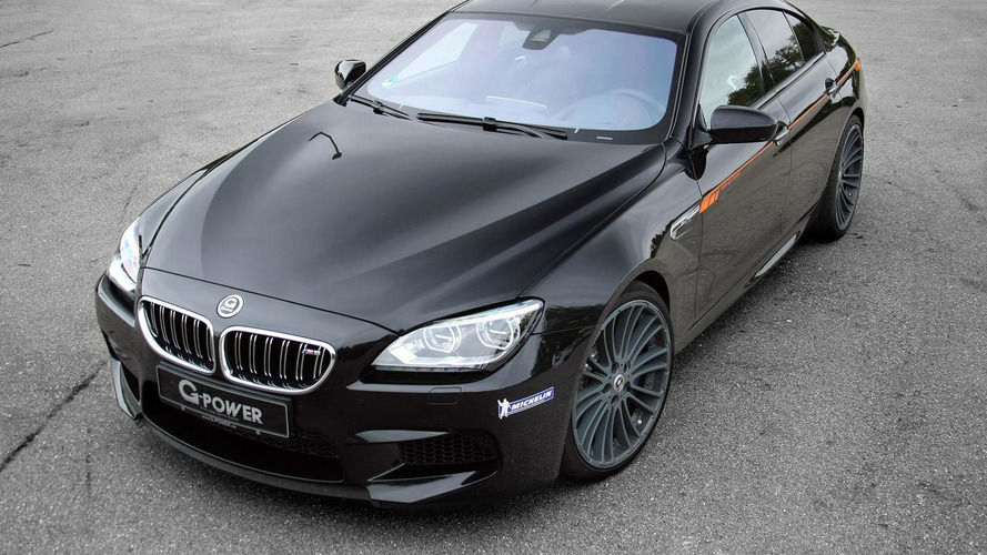 G-Power tunes the BMW 550i, 650i, 750i and M5 / M6
