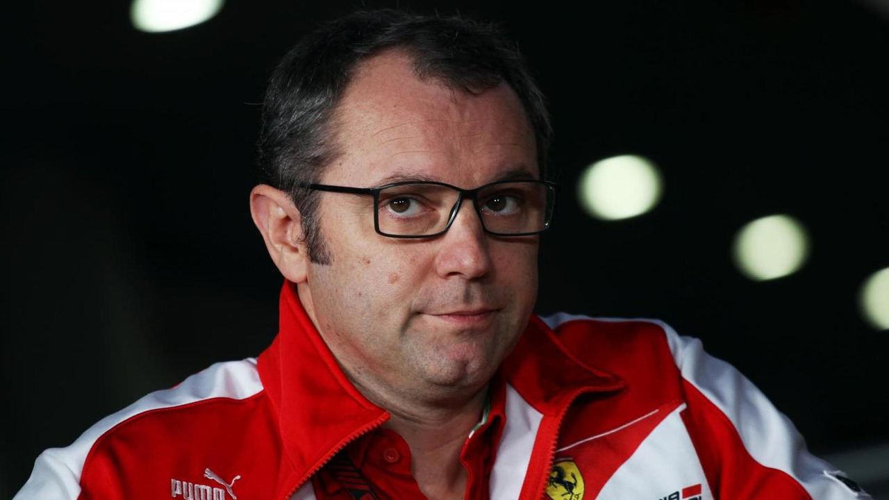 Stefano Domenicali 04.10.2013 Korean Grand Prix