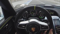 Porsche releases POV video with 918 Spyder at Circuit of the Americas